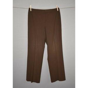 LAFAYETTE 148 NY Menswear Wool Trouser Pant